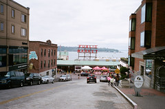 Public Market, Seattle (J-CIO) Tags: 2018 analog film kodak leica leicam6 portra400 seattle