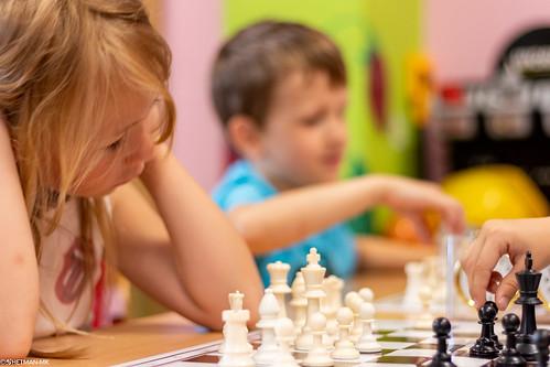 VIII Turniej Szachowy o Mistrzostwo Przedszkola Europejska Akademia Dziecka-22