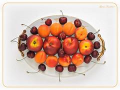 Κεράσια - Βερύκοκα - Νεχταρίνια !!! (Spiros Tsoukias) Tags: hellas μουριά μούρα σκάμνα νεχταρίνια κεράσια βερίκοκα ροδάκινα ελλάδα φύση δέντρα θάμνοι καρποί φρούτα γλυκά greece nature trees bushes fruits grecia natura alberi arbusti frutti grece arbres arbustes griechenland natur baume straucher fruchte naturaleza arboles arbustos frutas yunanistan doga agaclar callar meyveler греция природа деревья кустарники фрукты сладости food