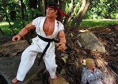 GI Joe Street Fighter II Ryu (decobray) Tags: custom 12 inch duke hall fame