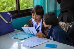 Ornwara 0103 (Ursula in Aus) Tags: hilltribeeducationprojects maehongson maesariang thep thailand karen