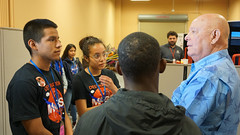 """Stemliner STEM & MOH Character Development weekend at NASA • <a style=""""font-size:0.8em;"""" href=""""http://www.flickr.com/photos/157342572@N05/27469408087/"""" target=""""_blank"""">View on Flickr</a>"""