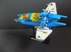 LL-817 Sphinx (SaurianSpacer) Tags: lego moc neoclassicspace spaceship classicspace