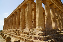 Still standing (Let Ideas Compete) Tags: greekruins akraga valleyofthetemples temple greektemple agrigento sicily valledeitempli history