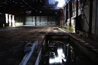 Abandonné  -  Abandoned