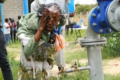 Ethiopia inaugurates model water supply and waste management project (UNICEF Ethiopia) Tags: urbanwash wukro washtagsdfid onewash water unicef tigrai dfid sdg ethiopia tigray wash sanitation