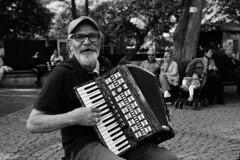 Street Music (K.BERKİN) Tags: street streetphoto streetphotograpy turkey ankara human musician music oldman old people performer alpha sony6300 sonyalpha handmade life blackwhite instrument city centrum naturel mirroless man