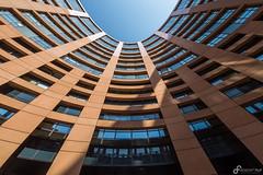 Parlement européen de Strasbourg (Benedikt Filip) Tags: strasburg architektur textur atrium ausschnitt licht gebäude hdr ausen frankreich europa deutschland muster stadt schatten weitwinkel linien struktur tag