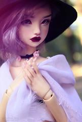 Rin (Artemis_Arty) Tags: doll bjd bjddoll spiritdoll snowdrop