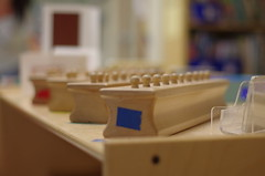 Montessori Materials (erluko) Tags: teaching material counting wood smcpentaxf11750mm