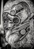 Half metal/ Half Morris dancer (Andy J Newman) Tags: 2018 chippenham d500 festival folk morris morrisdancer morrisdancing nikon england unitedkingdom gb