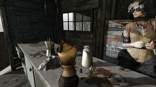 Cinderella's Coffeehouse