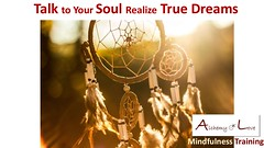 talk to your soul realize true dreams (Alchemy of Love Mindfulness Training Nuit) Tags: soul dreams spiritual nuit mindfulbeing talktosoul shaman