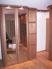 """Schlafzimmer in amerikanischem Kirschbaum • <a style=""""font-size:0.8em;"""" href=""""http://www.flickr.com/photos/162456734@N05/27865698357/"""" target=""""_blank"""">View on Flickr</a>"""
