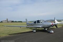 Cirrus SR22 N479BC at Isle of Man EGNS 08/06/18 (IOM Aviation Photography) Tags: cirrus sr22 n479bc isle man egns 080618