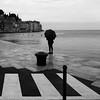 Rovinj (Alex von Sachse) Tags: croatia istria rivinj street monocrome blackandwhite sea seascape cityscape fineart photoart composition ft5