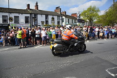 Tour de Yorkshire 2018 Stage 4 (400) (rs1979) Tags: tourdeyorkshire yorkshire cyclerace cycling motorbikes motorbike tourdeyorkshire2018 tourdeyorkshire2018stage4 stage4 skipton craven northyorkshire highstreet