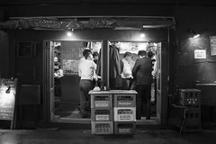 STANDING ONLY (ajpscs) Tags: ajpscs japan nippon 日本 japanese 東京 tokyo city people ニコン nikon d750 tokyostreetphotography streetphotography street seasonchange spring haru はる 春 2018 shitamachi night nightshot tokyonight nightphotography citylights tokyoinsomnia nightview monochromatic grayscale monokuro blackwhite blkwht bw blancoynegro urbannight blackandwhite monochrome alley othersideoftokyo strangers walksoflife omise 店 urban attheendoftheday urbanalley tokyoscene anotherday standingonly