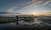 Sunset Photography (Rob Pitt) Tags: west kirby beach hector sand patterns wirral sony a7rii samyang 14mm sunset ocean sea print water sky landscape