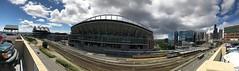 Century Link backside (CIAphotos) Tags: stadium seahawkstadium centurylink safecofield seattle