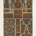 Moresque pattern from L'ornement Polychrome (1888) by Albert Racinet (1825–1893). Digitally enhanced from our own original 1888 edition.