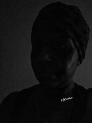 Facing Friday First. (Jack4Phil) Tags: portrait grays silhouette