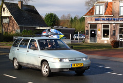2001 Lada 111 1.5 16V (rvandermaar) Tags: 2001 lada 111 15 16v lada111 2111 vaz avtovaz vaz2111 sidecode6 94gpsh rvdm