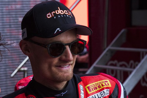 """WSBK Imola 2018 • <a style=""""font-size:0.8em;"""" href=""""http://www.flickr.com/photos/144994865@N06/28494648938/"""" target=""""_blank"""">View on Flickr</a>"""