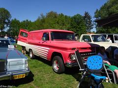 Chevrolet Panelvan (peterolthof) Tags: peterolthof klazienaveen oldtimerdag 652018
