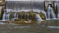 waterfall Frauenfeld 3.)-2740 (dironzafrancesco) Tags: tamron ndfilter lightroomcc slta99v wasserfall sony haida tamronsp2470mmf28diusd natur frauenfeld thurgau schweiz ch
