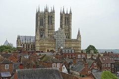 Lincoln Cathedral (_ _steven.kemp_ _) Tags: lincoln castle cathedral