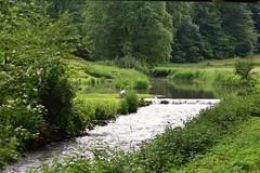Schmeiental (PinoyFri) Tags: süddeutschland schmeiental schmiecha fluss schwäbischealb landscape landschaft view damm valley river swabianalb southerngermany water