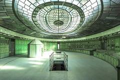 . (Dawid Rajtak) Tags: panel control room decay exploring