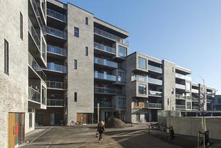 Ceresbyen Housing Aarhus