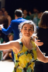 Green and yellow dress (quinet) Tags: 2018 canada lindybout lindyhop swing tanz vancouver xii dance danse jazz britishcolumbia 124