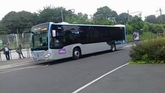 Lacroix réseau ValParisis Mercedes Citaro C2 EW-255-SL (95) n°1086 (couvrat.sylvain) Tags: lacroix valparisis mercedesbenz citaro c2 o 530 o530 bus autobus franconville beauchamp