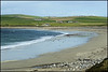 Scenic Orkney. The Bay of Skaill. (Country Girl 76) Tags: orkney islands beach scenic coastal water hills tranquil buildings crofts birds cattle bay skaill