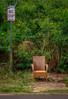 Kauai Bus Stop with wicker chair (Thanks for 1.2 million views) Tags: hawaii kauai