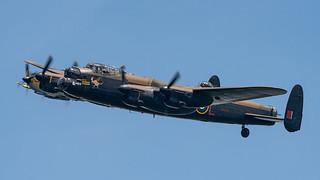 AVRO Lancaster PA474 of the BBMF