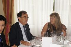 07-06-2018 Exclusive Luncheon with Secretary of State Pieter De Crem - DSC09006