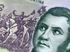 Argentine Peso Resumes Slide; Yield on Century Bonds Tops 9% (majjed2008) Tags: 9 argentine bonds century peso resumes slide tops yield