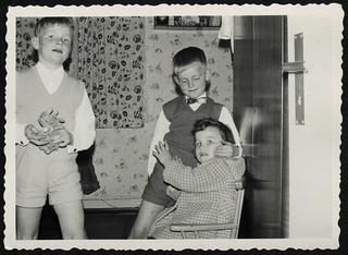 Archiv P113 Furcht vorm Photographieren, 1950er