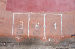 painting by numbers (M00k) Tags: marokko marrakech medina pink wall