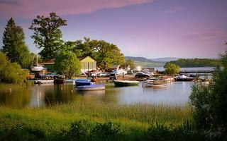 Balmaha Boatyard