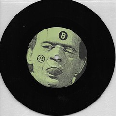 """Electric Frankenstein 7"""" Side B: Rocket In My Veins ( 1997 ) (Donald Deveau) Tags: frankenstein boriskarloff electricfrankenstein 7vinylrecord45 rpmuniversal monsters"""