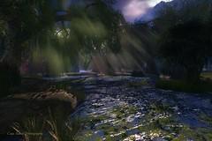 Serenity (cejalaval) Tags: secondlife sl shadows scenic landscape windlight firestorm shaulakingdom