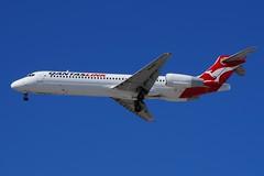 VH-NXD Qantas Link Boeing 717-23S (johnedmond) Tags: perth ypph westernaustralia qantas qantaslink boeing b717 australia aviation aircraft aeroplane airplane airliner plane sel55210 55210mm ilce3500 sony