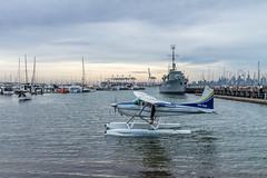 Williamstown Marina, Williamstown, Victoria, Australia (golferdave2010) Tags: 2018 autumn victoria landscape melbourne 7d australia boats seaplane canon may williamstown marina