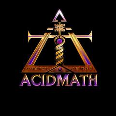 "Acidmath Logo NEW • <a style=""font-size:0.8em;"" href=""http://www.flickr.com/photos/132222880@N03/40834788450/"" target=""_blank"">View on Flickr</a>"