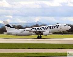 Finnair A320-214 OH-LXK taking off at MAN/EGCC (AviationEagle32) Tags: manchester man manchesterairport manchesteravp manchesterairportatc manchesterairportt1 manchesterairportt2 manchesterairportt3 manchesterairportviewingpark egcc cheshire ringway runway ringwayairport runwayvisitorpark runway23r unitedkingdom uk airport aircraft airplanes apron aviation aeroplanes avp aviationphotography aviationlovers avgeek aviationgeek aeroplane airplane planespotting planes plane flying flickraviation flight vehicle tarmac finnair airbus airbus320 a320 a320200 a322 a320214 ohlxk takeoff departure